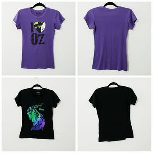 Wicked the Musical Short Sleeve Tees